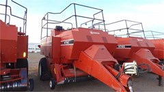 Baler-Big Square For Sale 2005 Hesston 4790