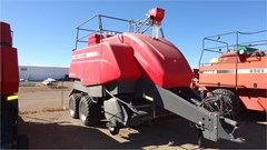Baler-Big Square For Sale 2011 Massey Ferguson 2190