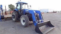 Tractor For Sale 2013 New Holland TS6.140 , 115 HP