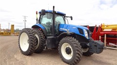 Tractor For Sale 2013 New Holland T7.270 , 240 HP