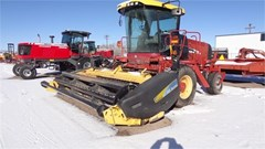 Windrower-Self Propelled For Sale 2007 New Holland HW325 , 125 HP