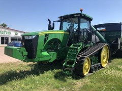Tractor - Track For Sale 2019 John Deere 8345RT , 345 HP