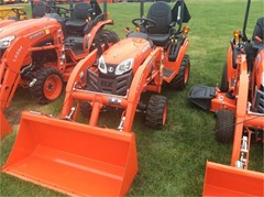 Tractor For Sale 2021 Kubota BX2680 , 26 HP