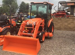 Tractor For Sale 2020 Kubota B2650HSDC , 26 HP