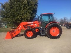 Tractor For Sale 2020 Kubota M6-141 , 141 HP