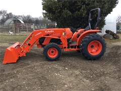 Tractor For Sale 2020 Kubota MX6000 , 63.4 HP