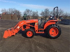 Tractor For Sale 2016 Kubota L3560HST , 37 HP