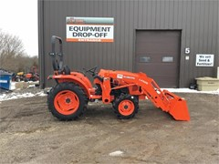 Tractor For Sale 2020 Kubota L3901HST , 37.5 HP