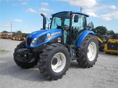 Tractor For Sale 2017 New Holland T4.110 , 107 HP