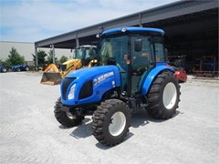 Tractor For Sale 2017 New Holland BOOMER 50 , 47 HP