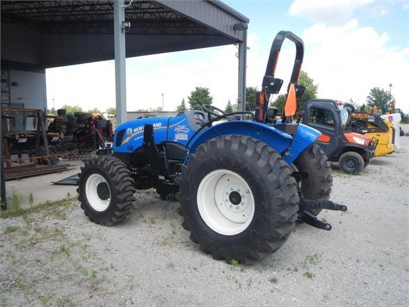 2018 New Holland WORKMASTER 70 Tractor For Sale