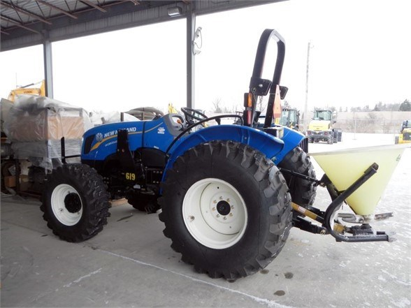 2017 New Holland WORKMASTER 50 Tractor For Sale