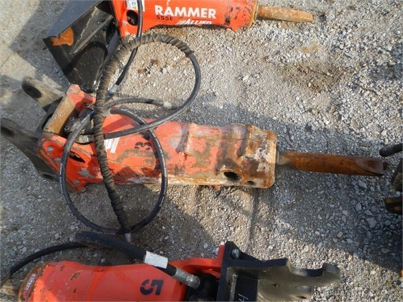 2014 Rammer 777 Attachments For Sale