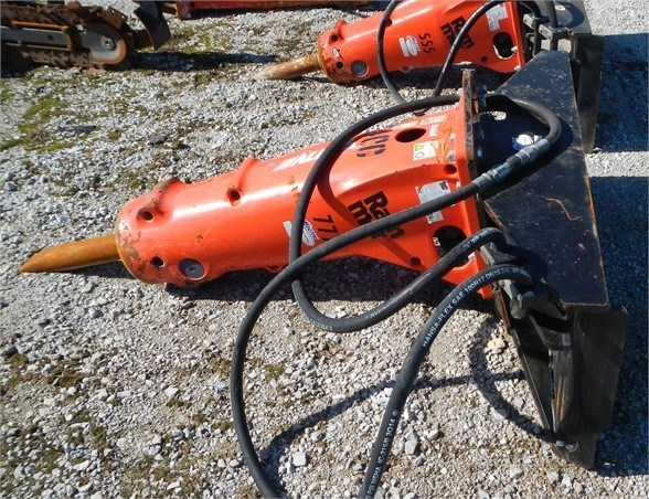 2015 Rammer 777 Attachments For Sale