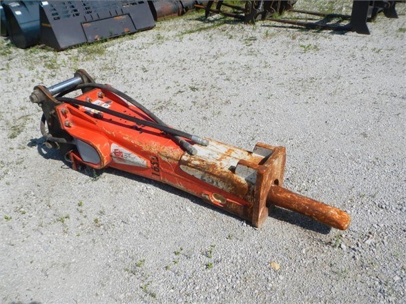 2018 Rammer 1655 Attachments For Sale