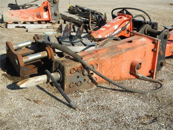 2011 Rammer BR1229 Attachments For Sale