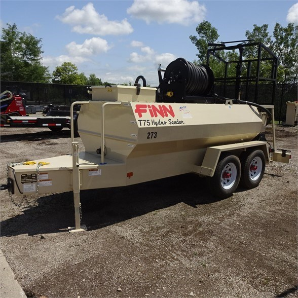 2019 Finn T75T Hydroseeder For Sale