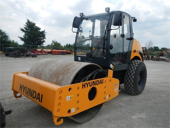 2015 Hyundai HR70C-9 Compactor-Asphalt For Sale