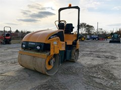 Compactor-Asphalt For Sale 2017 Hyundai HR30T-9