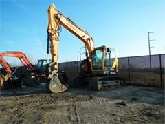 Excavator-Track For Sale 2017 Hyundai HX145 LCR