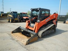 Skid Steer-Track For Sale 2016 Kubota SVL95-2S