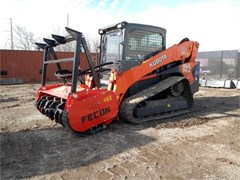 Skid Steer-Track For Sale 2017 Kubota SVL95-2S