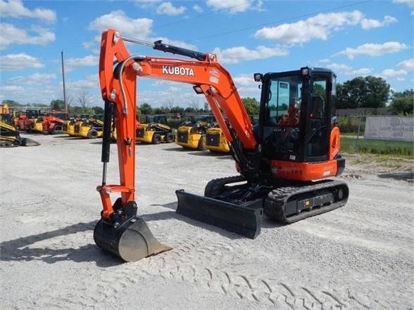 2019 Kubota KX040-4 Excavator-Mini For Sale