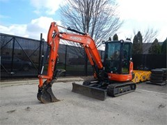Excavator-Mini For Sale 2019 Kubota KX040-4