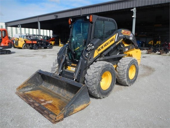 2016 New Holland L230 Skid Steer For Sale