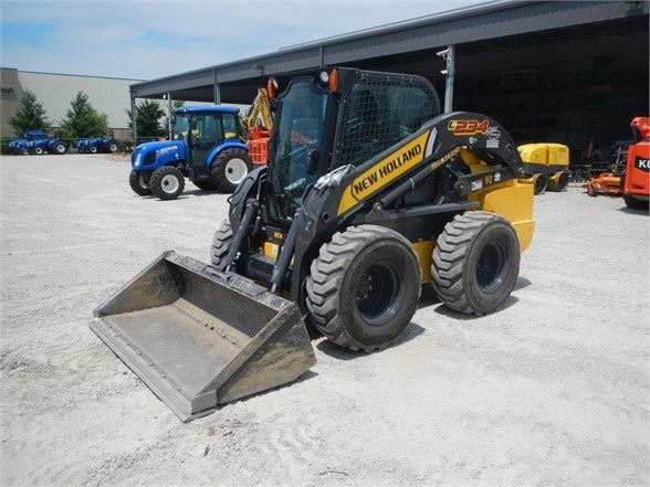 2017 New Holland L234 Skid Steer For Sale