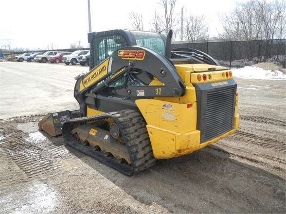 2016 New Holland C238 Skid Steer-Track For Sale