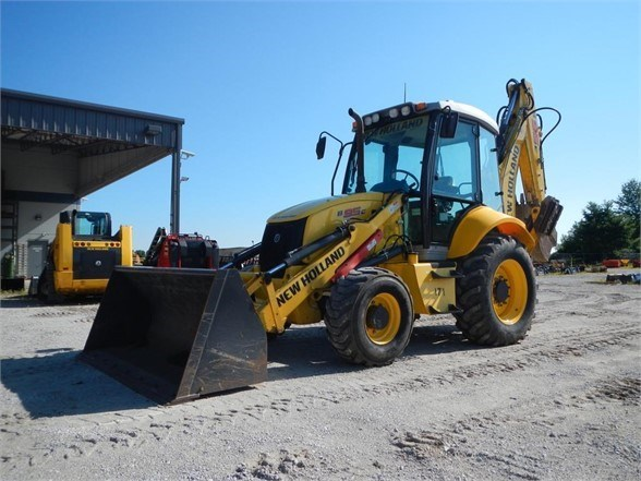 2014 New Holland B95C Loader Backhoe For Sale