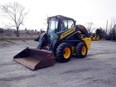 Skid Steer For Sale 2016 New Holland L228