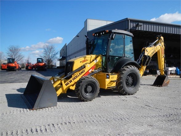 2019 New Holland B95C Loader Backhoe For Sale
