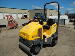 Compactor-Asphalt For Sale 2016 Wacker RD12A