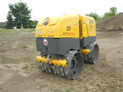Compactor-Soil For Sale 2018 Wacker RTXSC-3