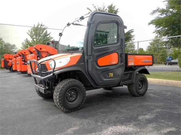 2016 Kubota RTVX1100CW Utility Vehicle For Sale