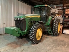 Tractor - Row Crop For Sale 2004 John Deere 8420 , 235 HP