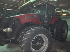 Tractor For Sale 2017 Case IH 340CVT