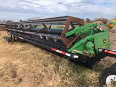 Header-Auger/Rigid For Sale 2003 John Deere 930R