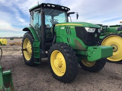 Tractor - Row Crop For Sale 2013 John Deere 6190R , 190 HP