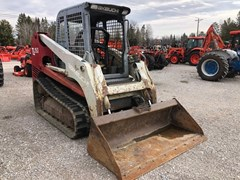 Skid Steer-Track For Sale Takeuchi TL150 , 97 HP