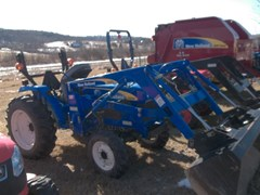 Tractor - 4WD For Sale 2011 New Holland T1510 , 30 HP