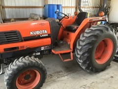 Tractor - Compact Utility For Sale 1996 Kubota L4200 , 45 HP