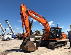 Excavator For Sale 2014 Doosan DX225LC-3