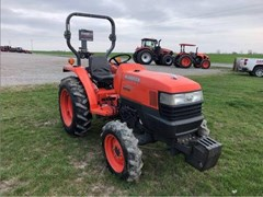 Tractor For Sale 2010 Kubota L3400 , 34 HP