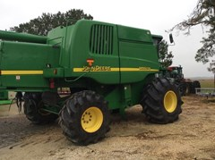 Combine For Sale 2002 John Deere 9650 CTS
