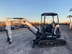 Excavator-Track  Bobcat E35I T4