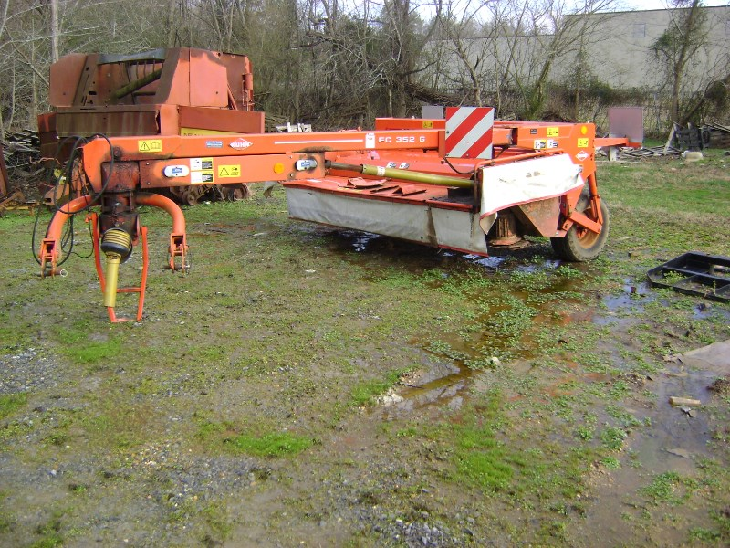Kuhn fc352g Mower Conditioner For Sale