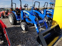 Tractor For Sale 2020 New Holland WORKMASTER 35 , 35 HP